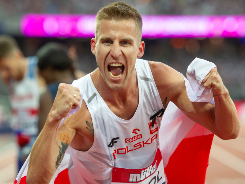 Athletics World Cup 2018 dzień 2