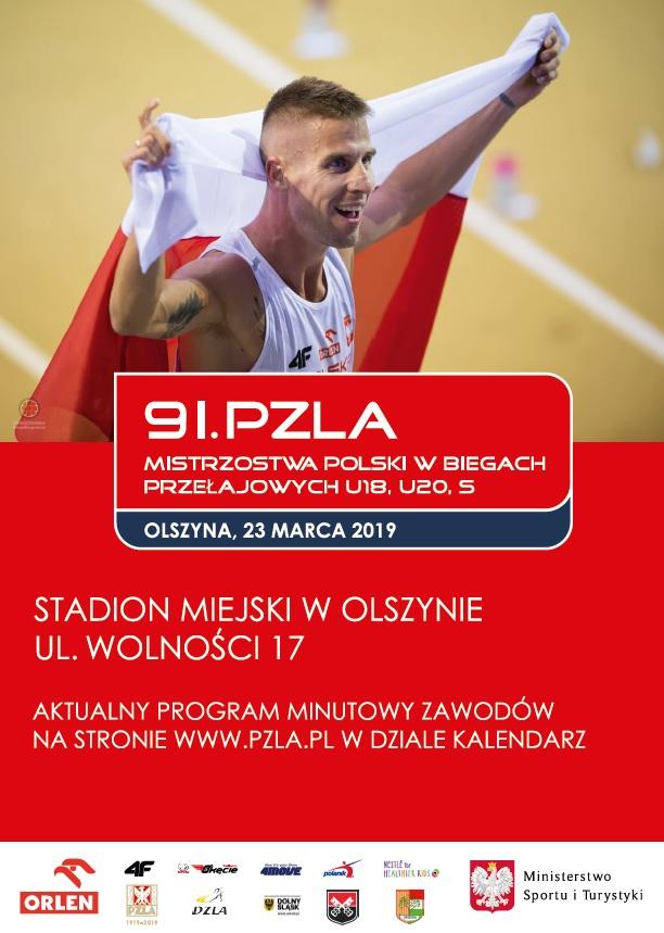 2019-02-23 PZLA MP WBP - Olszyna (plakat)